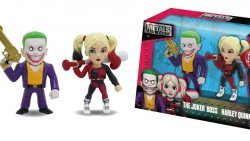 Фигурки Jada Toys Metals Die-Cast: Joker and Harley Quinn Figures