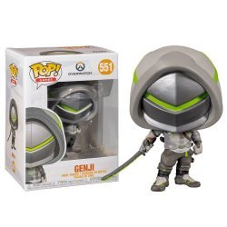 Фигурка Overwatch Funko Pop! Genji Figure (OW2)