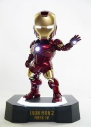 Фигурка IRON MAN 2 MARK IV  LED Action Figure