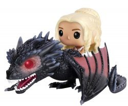 Фигурка Funko Pop! Game of Thrones - Daenerys & Dragon