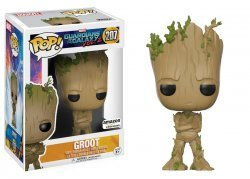 Фигурка Funko Pop! Guardians of The Galaxy Vol. 2 - Adolescent Groot Amazon Exclusive Action Figure