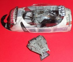 Фигурка Hasbro STAR WARS LUKE'S BATTLE DAMAGED SNOWSPEEDER