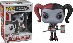 Фигурка Batman: Funko POP! Roller Derby Harley Quinn Figure