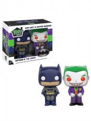 Солонка/Перечница Funko Pop! Batman And Joker Salt N Pepper Shakers