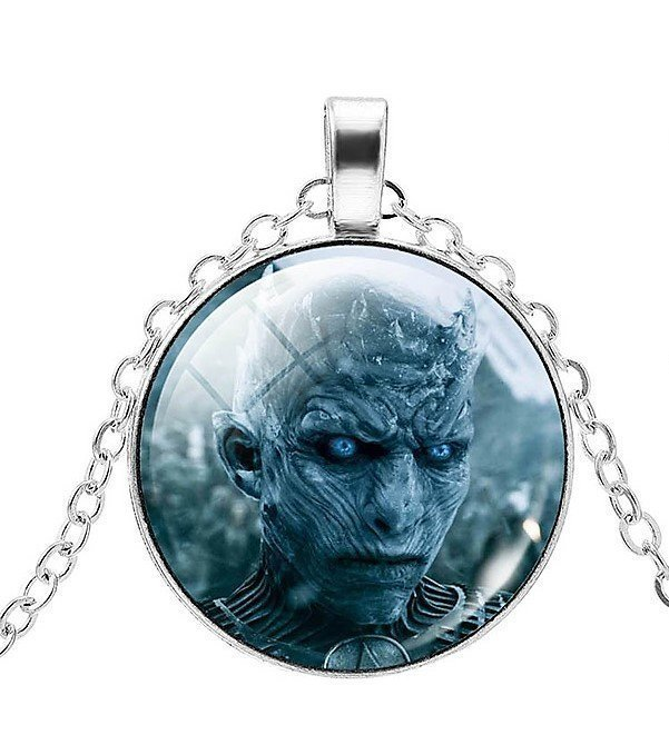 Медальон Game of Thrones The Night's King (Король Ночи)