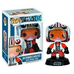 Фигурка Funko Pop! Star Wars - Pilot Luke Skywalker