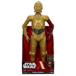 "Фигурка Star Wars - Disney Jakks Giant 18"" Red Arm C-3PO Figure"