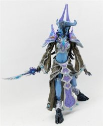 DRANEI MAGE TAMUURA Action Figure