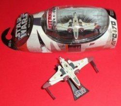 Фигурка Hasbro STAR WARS RED ARC-170 ORIGINAL - 2005