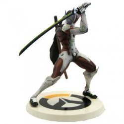 Статуэтка Overwatch GENJI Color Figure - Гэндзи