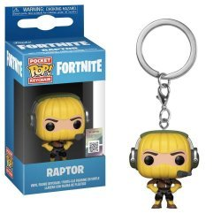 Брелок - Fortnite Funko Pop фанко Фортнайт - Raptor
