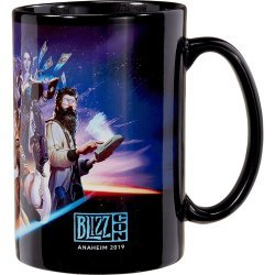 Коллекционная кружка Blizzard 2019 Blizzcon Exclusive Ceramic Mug