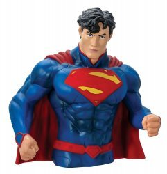 Бюст копилка Superman Bust Bank