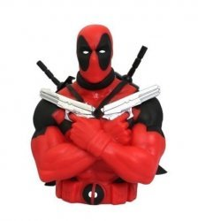 Бюст копилка Deadpool Bust Bank