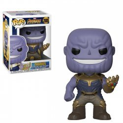 Фигурка Funko Pop! Marvel - Avengers Infinity War - Thanos Танос