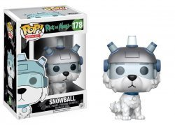 Фигурка Фанко Рик и Морти Funko Pop! Rick and Morty - Snowball