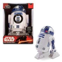 Фигурка Disney Star Wars The Force Awakens 26cm Talking Interactive R2D2 Figure