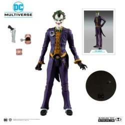 Фігурка McFarlane DC Multiverse The JOKER: Джокер Action Figure ARKHAM ASYLUM