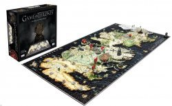 4D пазлы Game of Thrones - Cityscape Time Puzzle