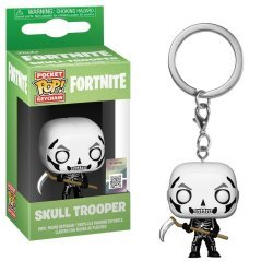 Брелок - Fortnite Funko Pop фанко Фортнайт - Skull Trooper