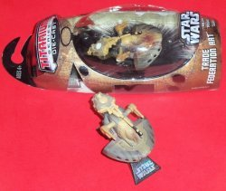 Фигурка Hasbro STAR WARS TRADE FEDERATION AAT TANK - 2006