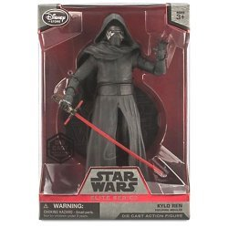 Фигурка Disney Star Wars Elite Series Die-cast - KYLO REN Figure