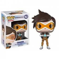 Фигурка Overwatch Funko Pop! Tracer Figure