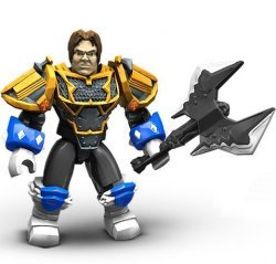 Mega Bloks World of Warcraft Set:  Human Paladin Colton