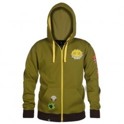 Кофта Реглан OVERWATCH Ultimate Junkrat Zip-Up Hoodie (розмір L)