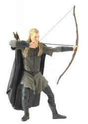 Фигурка - Lord of the Rings/Hobbit Legolas Figure (NECA) 48 см.