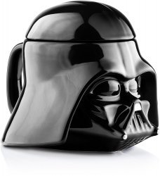 Чашка Star Wars Darth Vader Sculpted 3D Ceramic Mug 20 oz.