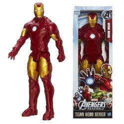 Фигурка Marvel Avengers Titan Hero Iron Man