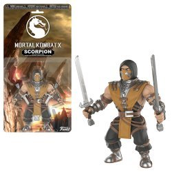 Фигурка Funko Savage World Mortal Kombat - Scorpion