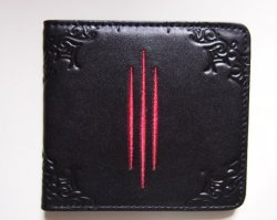 Кошелёк - Diablo 3 Leather Wallet