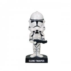 Фигурка Star Wars - Clone Trooper  Bobble Head Figure