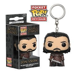 Брелок Game of Thrones - Jon Snow Pop! Vinyl Figure