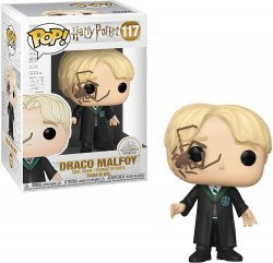 Фигурка Funko Pop! Harry Potter - Draco Malfoy with Whip Spider