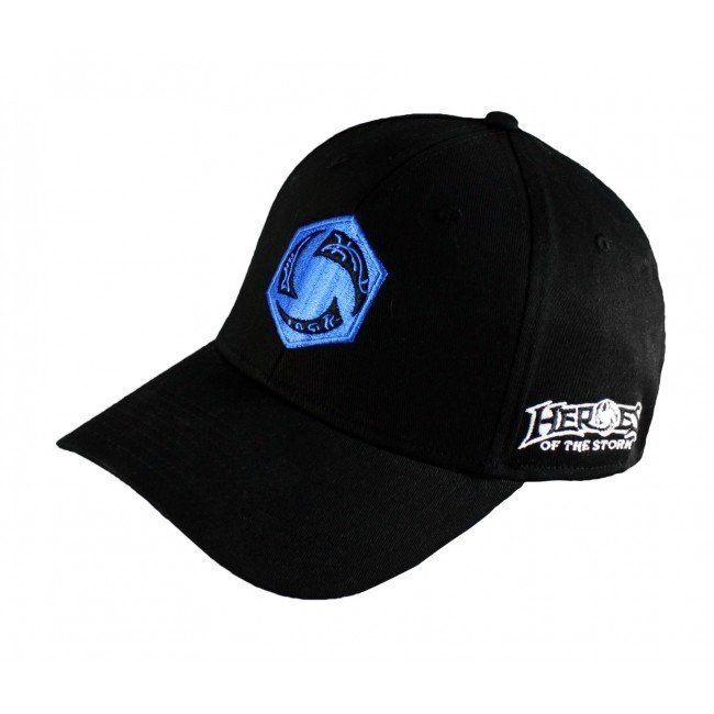 Кепка Heroes of the Storm Logo Hat (размер S/M, L/XL)