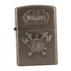 Зажигалка WORLD OF WARCRAFT  WotLK Horde