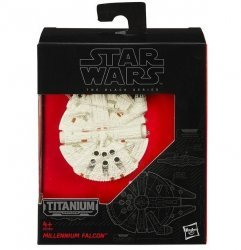 Фигурка Star Wars (Episode VII - The Force Awakens) Black Series Titanium Vehicles - Millennium Falcon