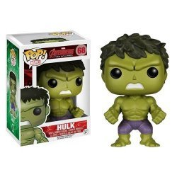 Фигурка Avengers Age of Ultron Hulk Pop! Vinyl Bobble Head Figure