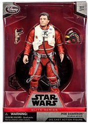 Фигурка Disney Star Wars Elite Series Die-cast - Poe Dameron Figure