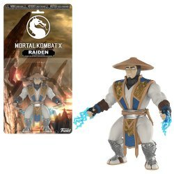 Фигурка Funko Savage World Mortal Kombat - Raiden