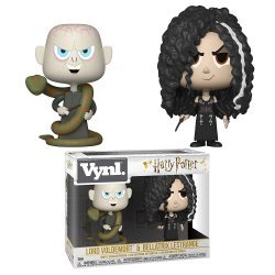 Фигурка Funko Vynl Harry Potter: Lord Voldemort and Bellatrix Lestrange