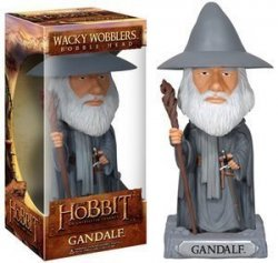 "Фигурка Hobbit ""Gandalf"" WACKY WOBBLER BOBBLE"