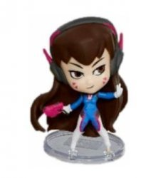 Мини фигурка Cute But Deadly Series 3 (Overwatch Edition) - D.Va
