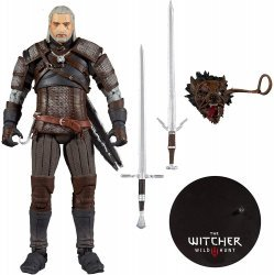 Фигурка McFarlane Witcher Figures - Geralt of Rivia Геральт из Ривии