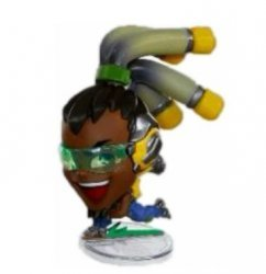 Мини фигурка Cute But Deadly Series 3 (Overwatch Edition) - Lucio