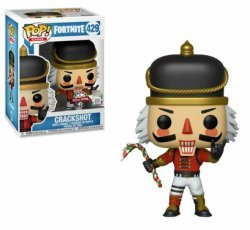 Фигурка Funko Pop! Fortnite фанко Фортнайт - Crackshot