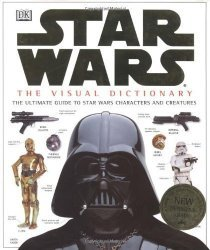 Книга Star Wars - The Visual Dictionary Ultimate Guide Characters and Creatures (Твёрдый переплёт) Eng